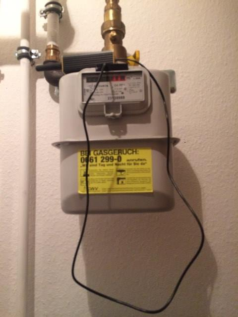 Installation Gas Sensor