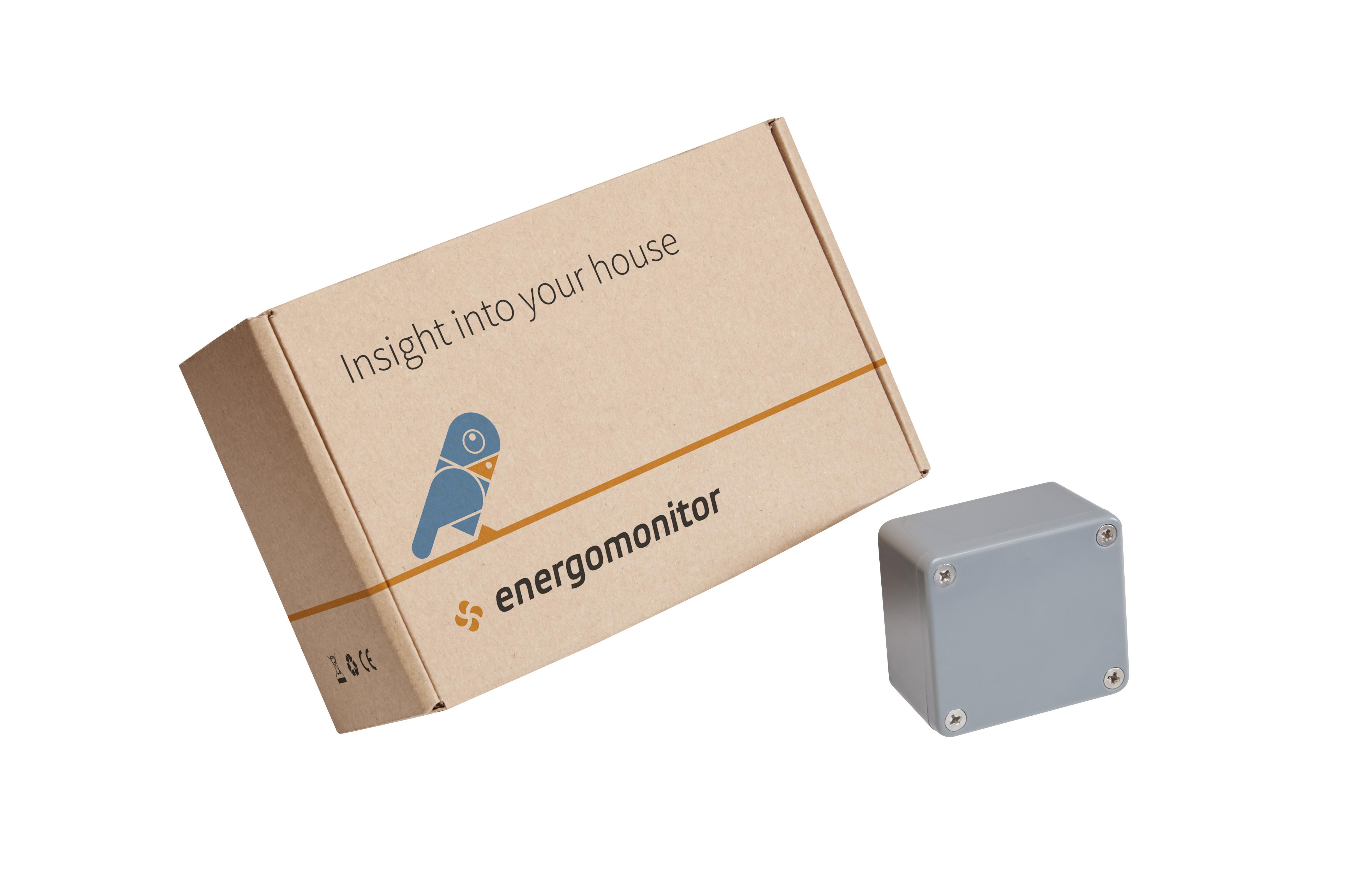 Energomonitor_Thermosense-Temperatur Logger für Außenbereich