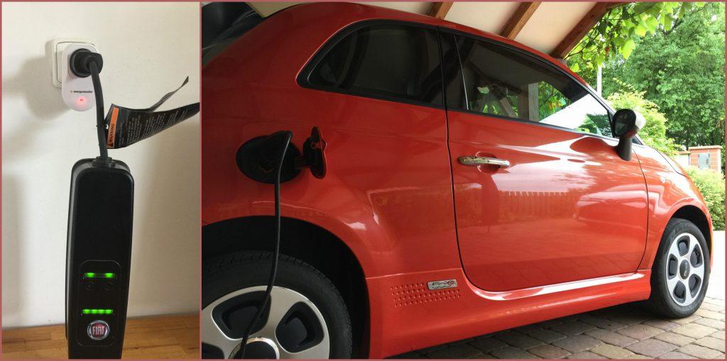Stromkosten Elektroauto messen und ermitteln