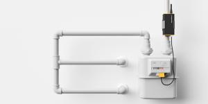 Heizkosten erfassen / Gasverbrauch messen
