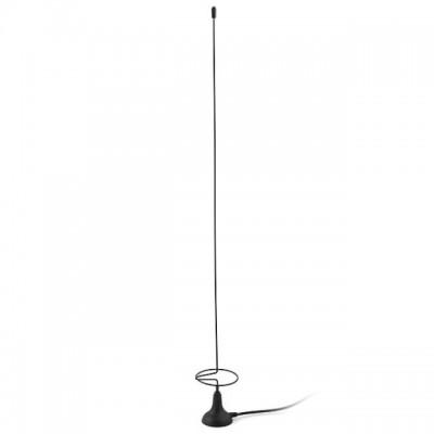 Externe Antenne für mehr Reichweite