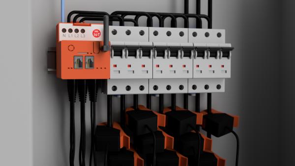 Energomaster Energiezähler
