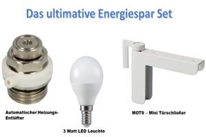 Energiespar Set (Vorschau)
