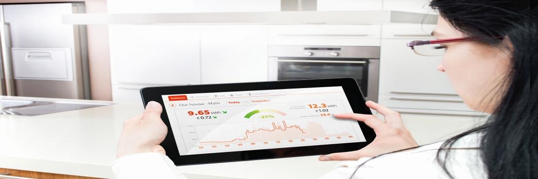Monitoring Energiemanagement für Unternehmen und Haushalte