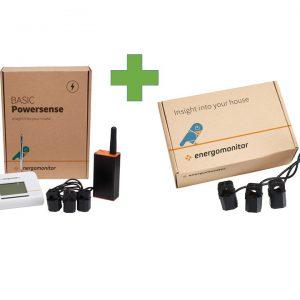 Energomonitor Solar Monitoring Set